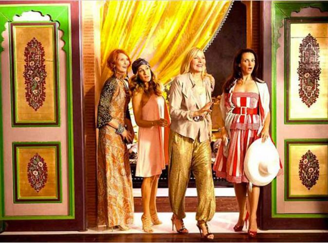 Sex and the City 3 : Sarah Jessica Parker, Kristin Davis et Jennifer Hudson, ces cachotières !