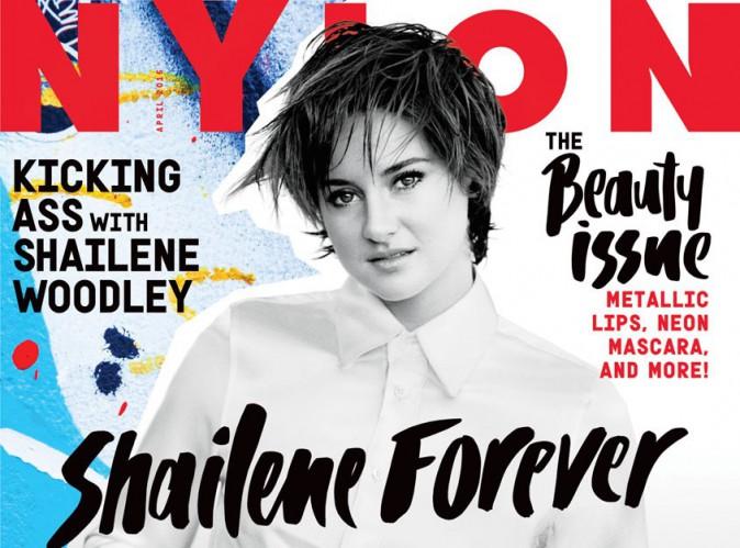 Shailene Woodley : les étiquettes ? Elle déteste ça...