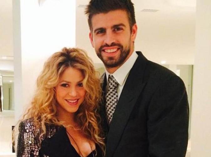 Shakira : elle d�voile la toute premi�re photo de Sasha !