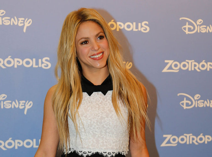 Shakira : elle d�voile une photo trop cute de son fils !