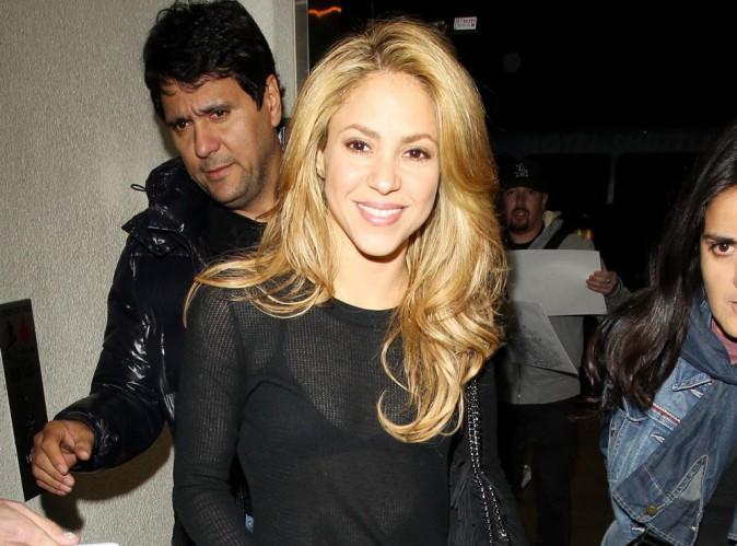 Shakira : élue personnalité la plus populaire sur Facebook !