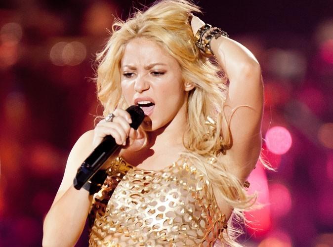 Shakira : élue personnalité latino de l'année !