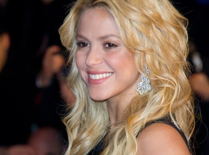 Shakira : encore une récompense !