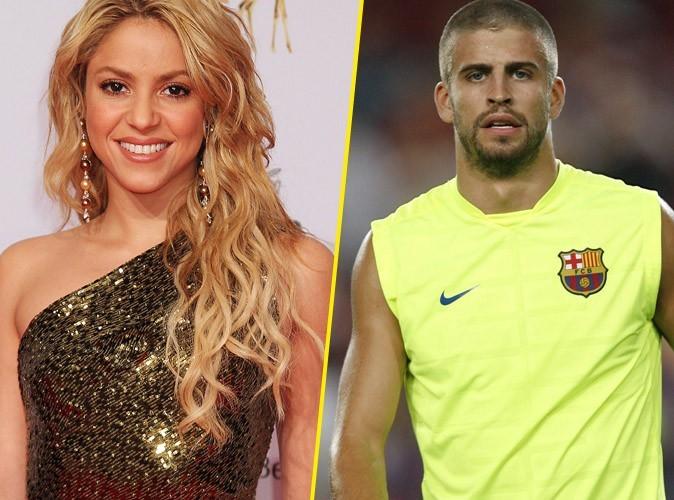 """Shakira """"est bien en couple avec le footballeur Gérard Piqué"""""""