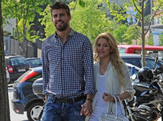"""Shakira et Gerard Piqué : entre eux c'est toujours le """"big love"""" !"""