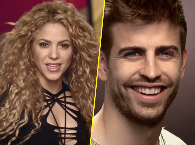 Shakira : son mec Gerard Piqu� s'incruste dans le clip de