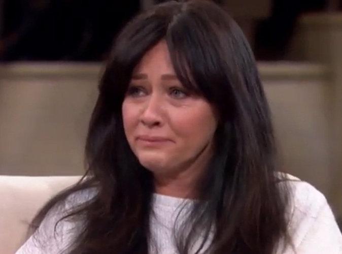 """Shannen Doherty en larmes: """"mon cancer m'empêche d'avoir des enfants """""""
