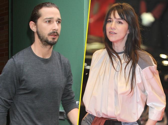 Shia Labeouf : il va tourner de vraies scènes de sexe avec Charlotte Gainsbourg !