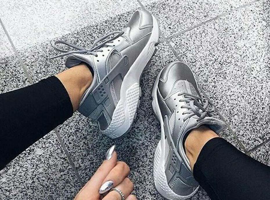 Shopping : des sneakers métallisées pour la rentrée !