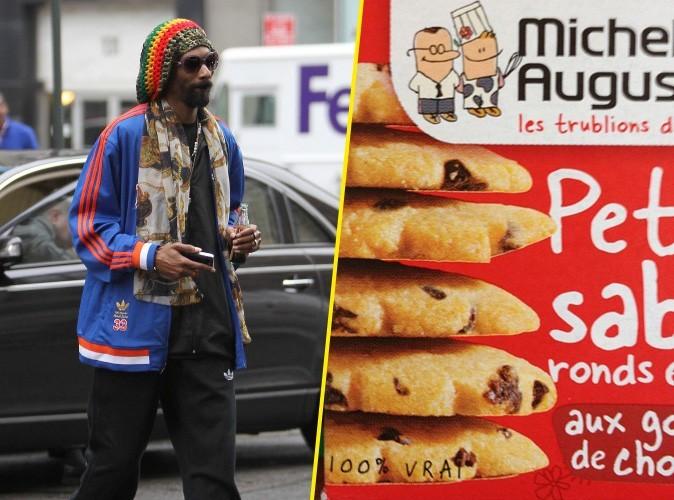 Snoop Dogg : il ne résiste pas aux sablés made in France !