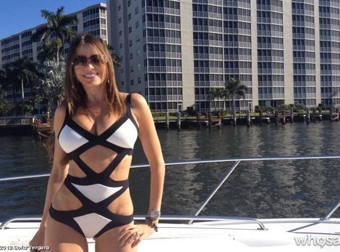 Sofia Vergara : en maillot, elle ne craint vraiment personne !