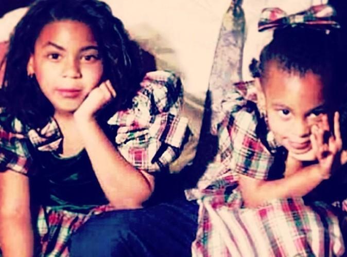 Solange Knowles : après son esclandre, elle publie une photo d'enfance aux côtés de Beyoncé !