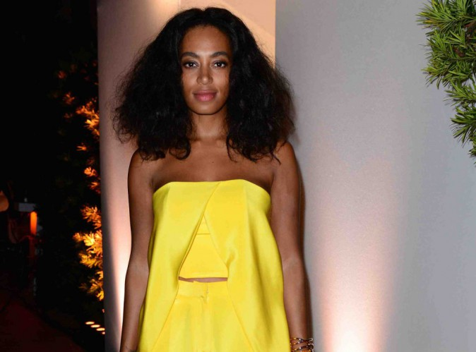 Solange Knowles : elle a le fisc am�ricain � ses trousses !