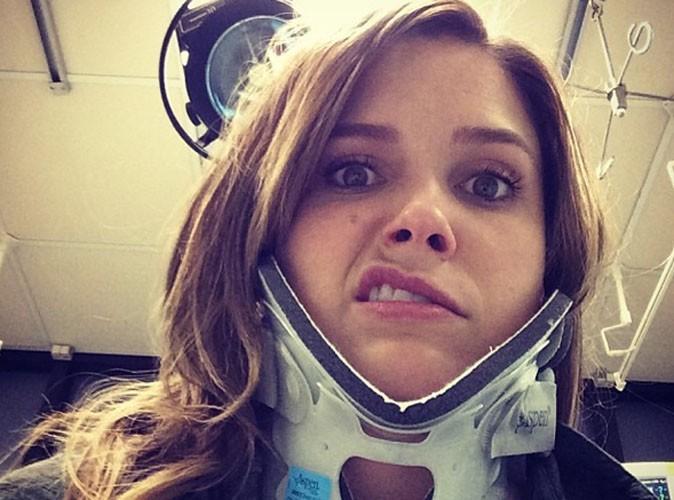 Sophia Bush : elle s'est blessée sur le tournage de sa nouvelle série !