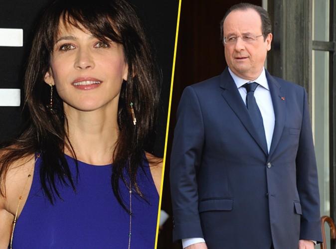 """Sophie Marceau à propos de François Hollande : """"Un mec qui se conduit comme ça avec les femmes, c'est un goujat !"""""""
