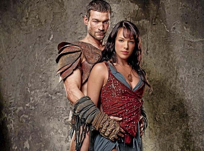Spartacus : sexe, hémoglobine et biscotos : la série qui choque !