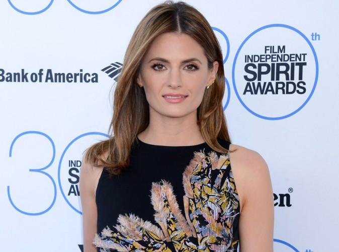 Stana Katic (Castle) : Beckett s'est mariée !