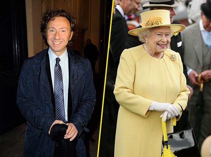 Stéphane Bern : bientôt distingué chevalier dans l'Ordre de l'Empire britannique par Elisabeth II !