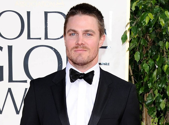 Stephen Amell : le héros d'Arrow s'est marié en secret !