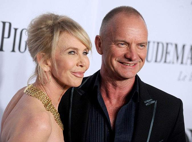 Sting et Trudie Styler : leurs enfants n'auront pas d'héritage !