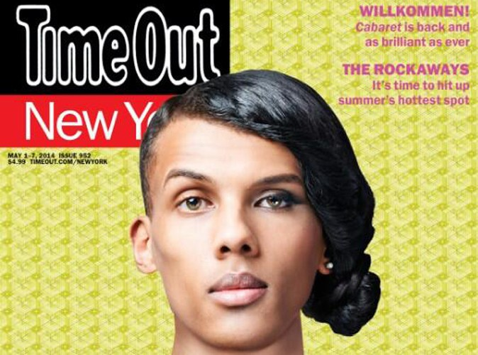 "Stromae : formidable, il s'affiche en couverture du magazine américain ""Time Out"" !"
