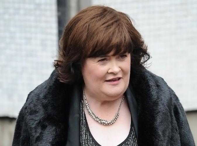 Susan Boyle arrêtée par la police suite à une dispute