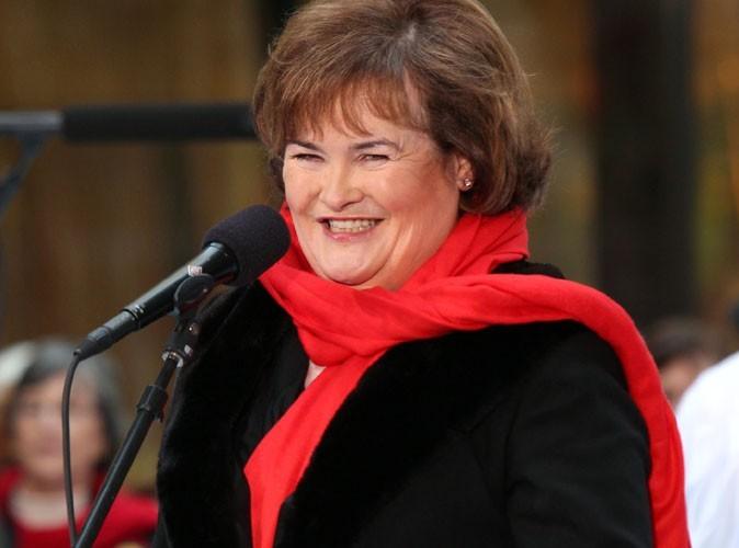 Susan Boyle : des millions en banque et toujours la même maison !