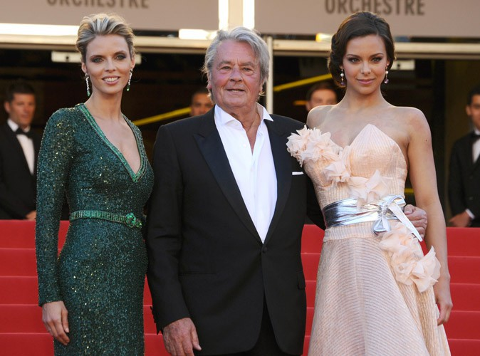 Sylvie Tellier : elle réagit à la démission d'Alain Delon du comité Miss France !