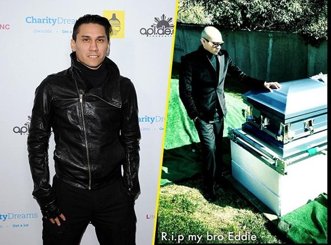 Taboo (Black Eyed Peas) : il enterre son frère et partage la photo avec ses fans.