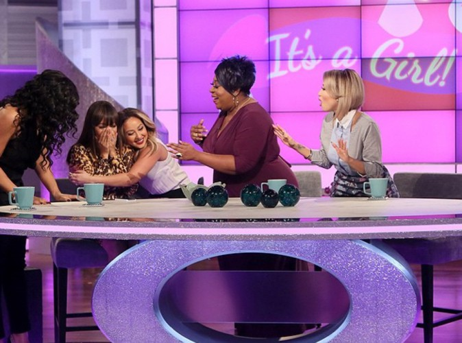 Tamera Mowry : elle attend une baby girl !