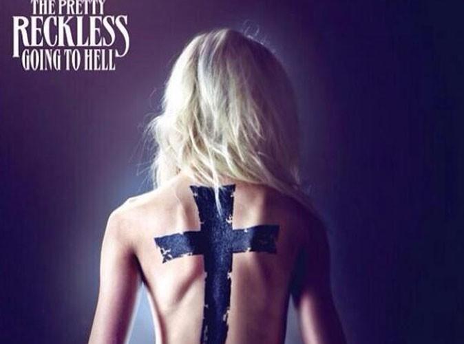 Taylor Momsen : entièrement nue sur la pochette de son nouvel album !