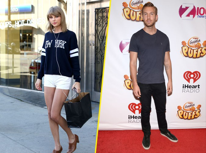 Taylor Swift : en couple avec le DJ Calvin Harris ?