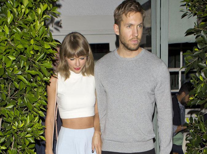 Calvin Harris sort les griffes pour Taylor Swift !