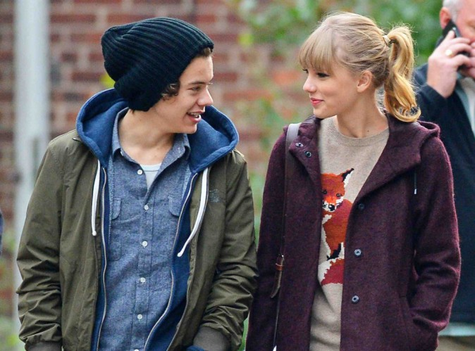 Taylor Swift et Harry Styles : ils ont bu ensemble � Londres !