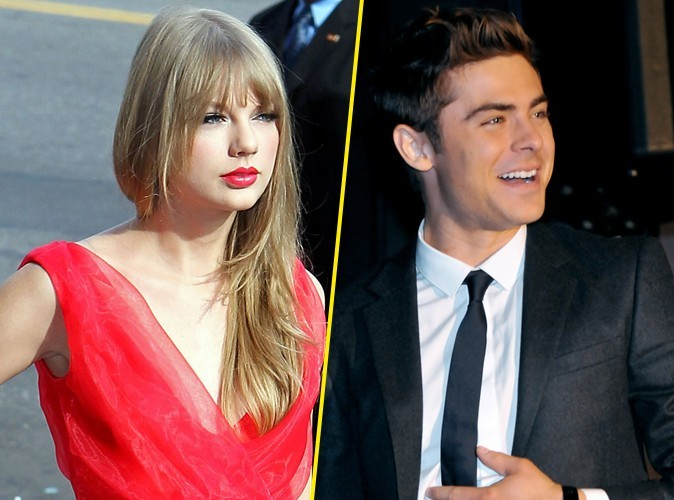 Taylor Swift et Zac Efron : alerte au couple ?!