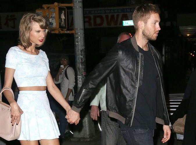 Taylor Swift : la rencontre avec les parents de Calvin Harris, c'est pour bientôt !