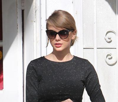 Taylor Swift : un homme dangereux arrêté devant chez elle