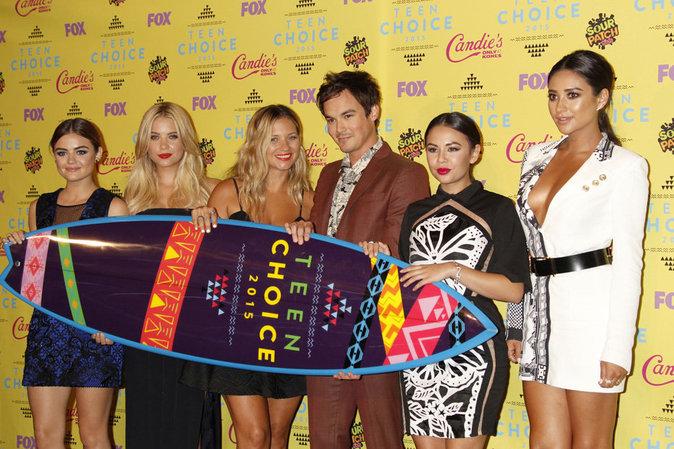 Teen Choice Awards : qui sont les stars préférées des 10-16 ans ?