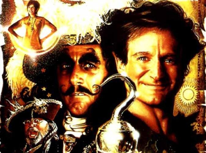 Review hook ou peter pan selon spielberg - Peter pan et capitaine crochet ...
