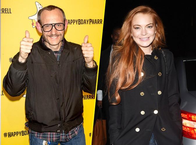 """Terry Richardson : """"Je n'ai jamais couché avec Lindsay Lohan !"""""""