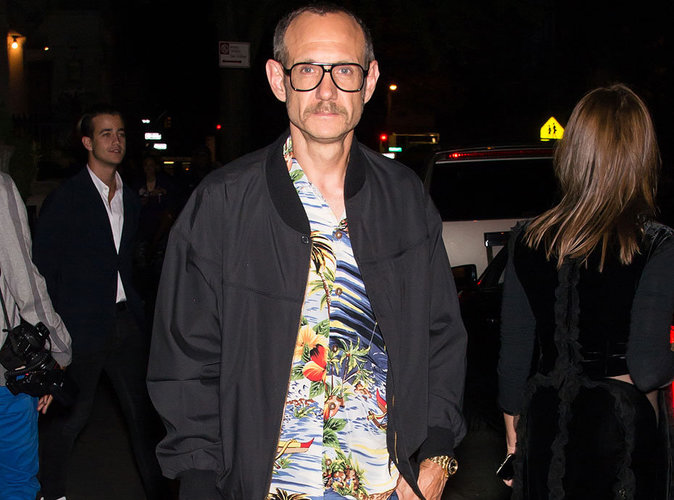 Terry Richardson : une baby shower osée !