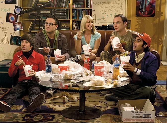 The Big Bang Theory : la série américaine renouvelée pour 3 saisons !
