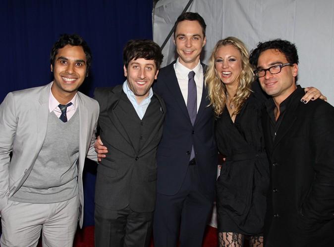 The Big Bang Theory : les acteurs vedettes seront désormais payés 1 million de dollars par épisode !