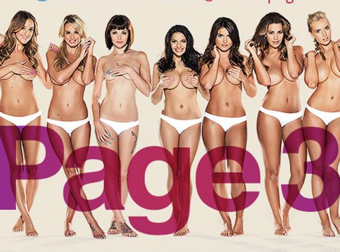 The Sun : fini la nudité sur la fameuse page 3 !