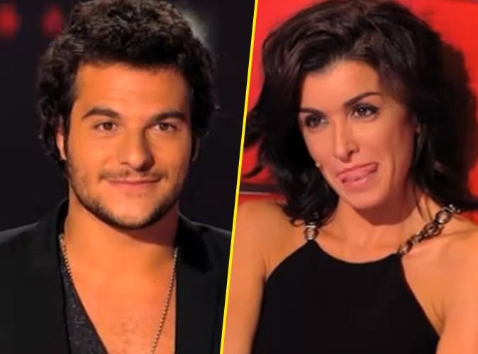 The Voice 3 : le séduisant Amir a conquis Jenifer et réciproquement !