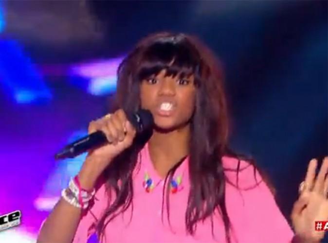 The Voice 4 : Awa Sy a peur de perdre sa voix !