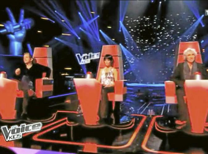The Voice Kids : le jury met les enfants à l'épreuve !