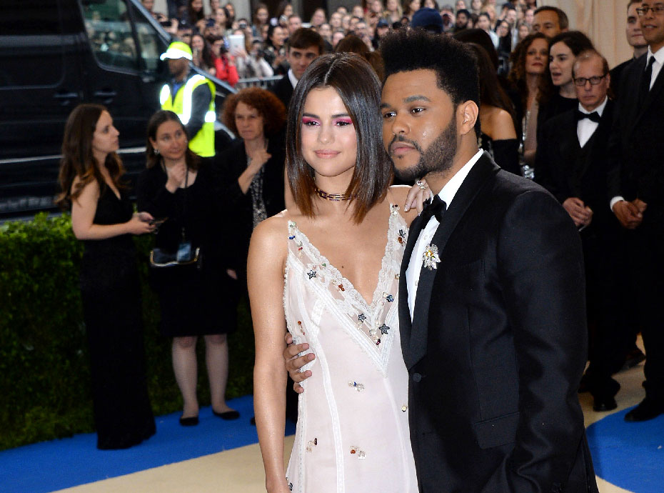The Weeknd et Selena Gomez, bientôt en duo ?