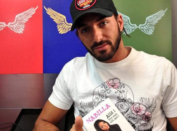 Thomas Vergara : il fait la promo du livre de Nabilla !