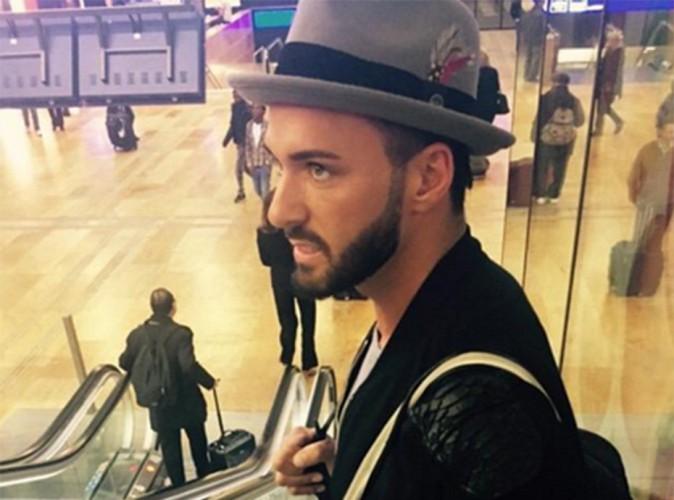Thomas Vergara teste sa popularité à Cannes avec un nom écorché !